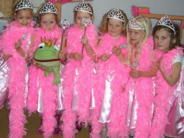 Themakist Kinderfeest Prinsessen Kids Fun