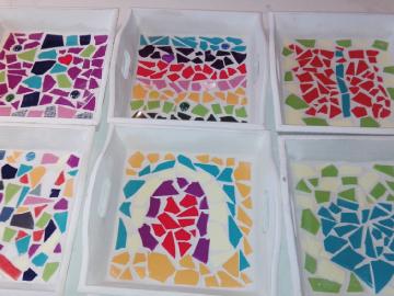 Themakist Kinderfeest Mozaieken Gaudi Kids Fun