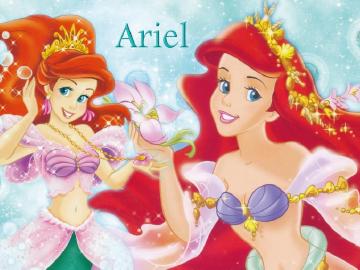 Themakist Kinderfeest Zeemeermin Ariel 187 Kids Amp Fun