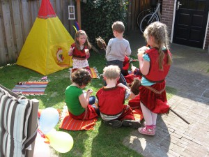indianenfeest