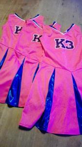 K3 jurkjes roze