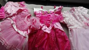 roze prinsessen diversen