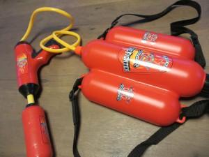brandweerspuit