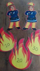 brandweer spel