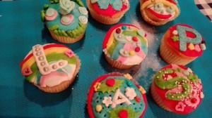 heerlijke cupcakes