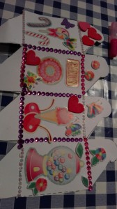 knutselen cupcakedoosje