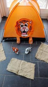 tent jungle