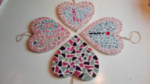hartjes mozaieken