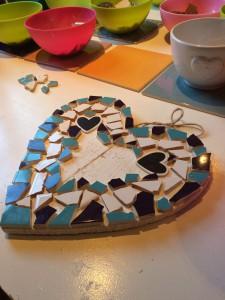 mozaieken kinderfeestje hangend hartje (22)