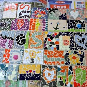 mozaiek resultaten groep 8