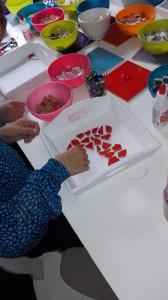 mozaieken kinderfeestje dienblaadjes (52)