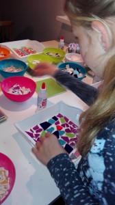 mozaieken kinderfeestje dienblaadjes (61)