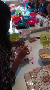 mozaieken kinderfeestje spiegeltjes (13)