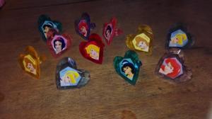 ringen disney prinses