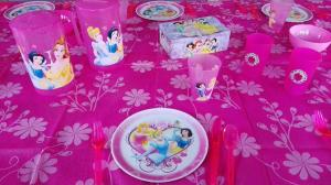 tafel disney prinses3