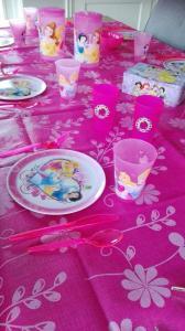tafel disney prinses4