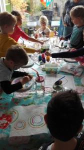 knutselen ridderfeest Kids & Fun