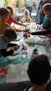knutselen ridderfeest Kids & Fun