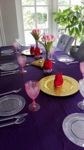 sprrokjes tafel
