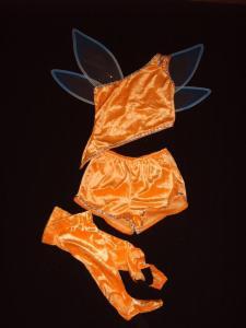 winx pakje oranje