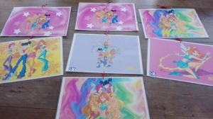 winx decoratie