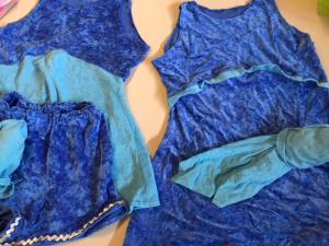 winx-pakjes blauw
