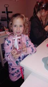 zeepketting kinderfeest